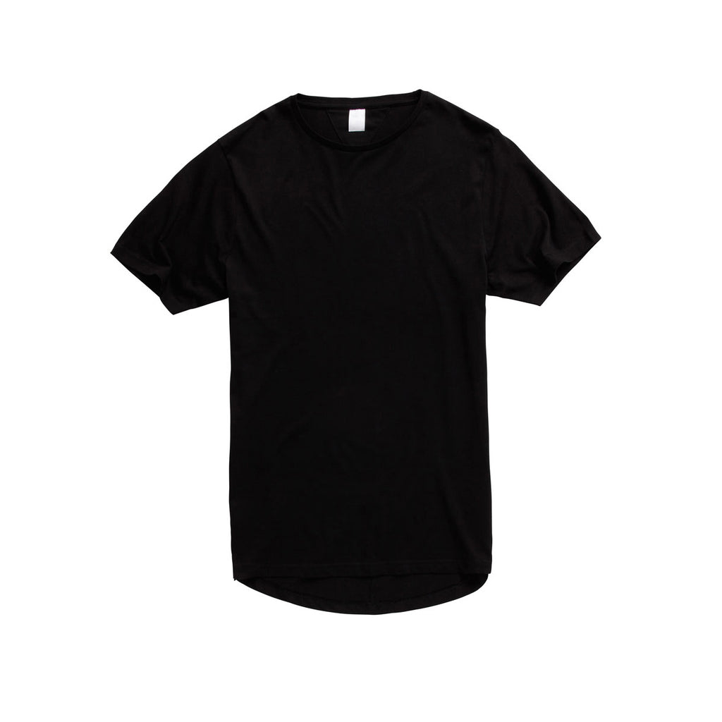 TSG99-Lucas Scoop tail t-shirt