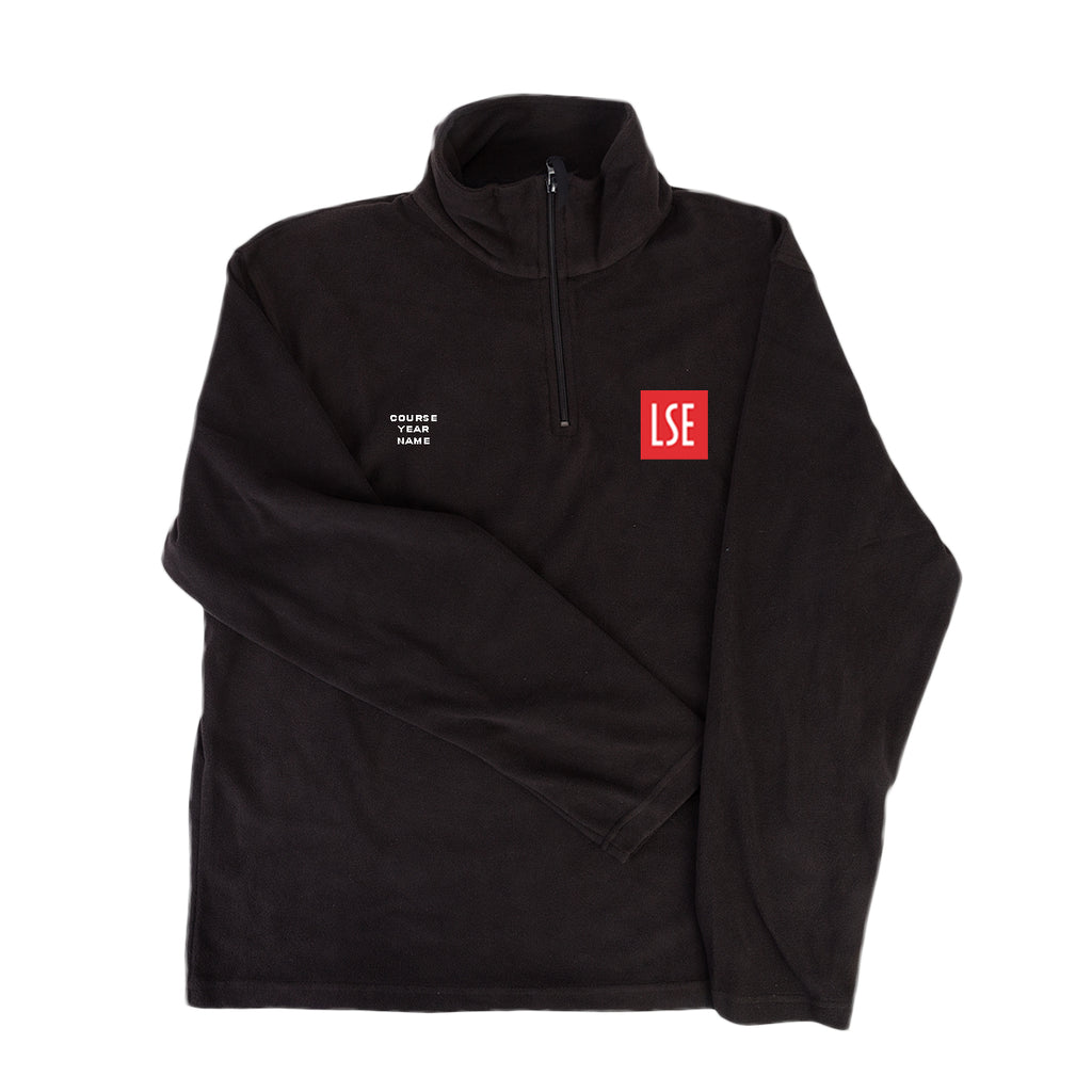 LSE Half Zip Fleece