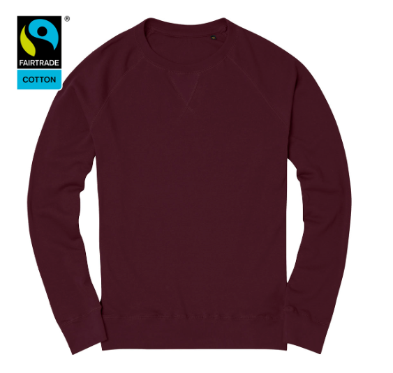 FT03 Fairtrade Unisex Sweat Shirt