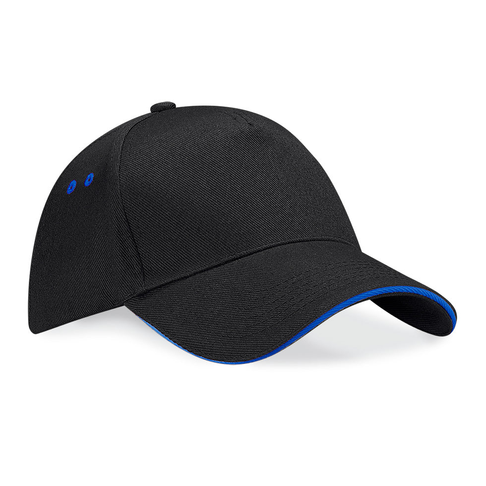 B15C Ultimate 5 Panel Cap - Sandwich Peak