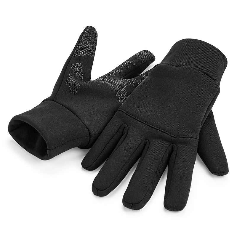 B310 Softshell Sports Tech Gloves
