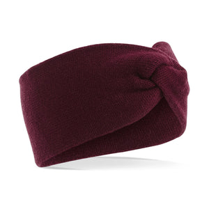 B432 Twist Knit Headband