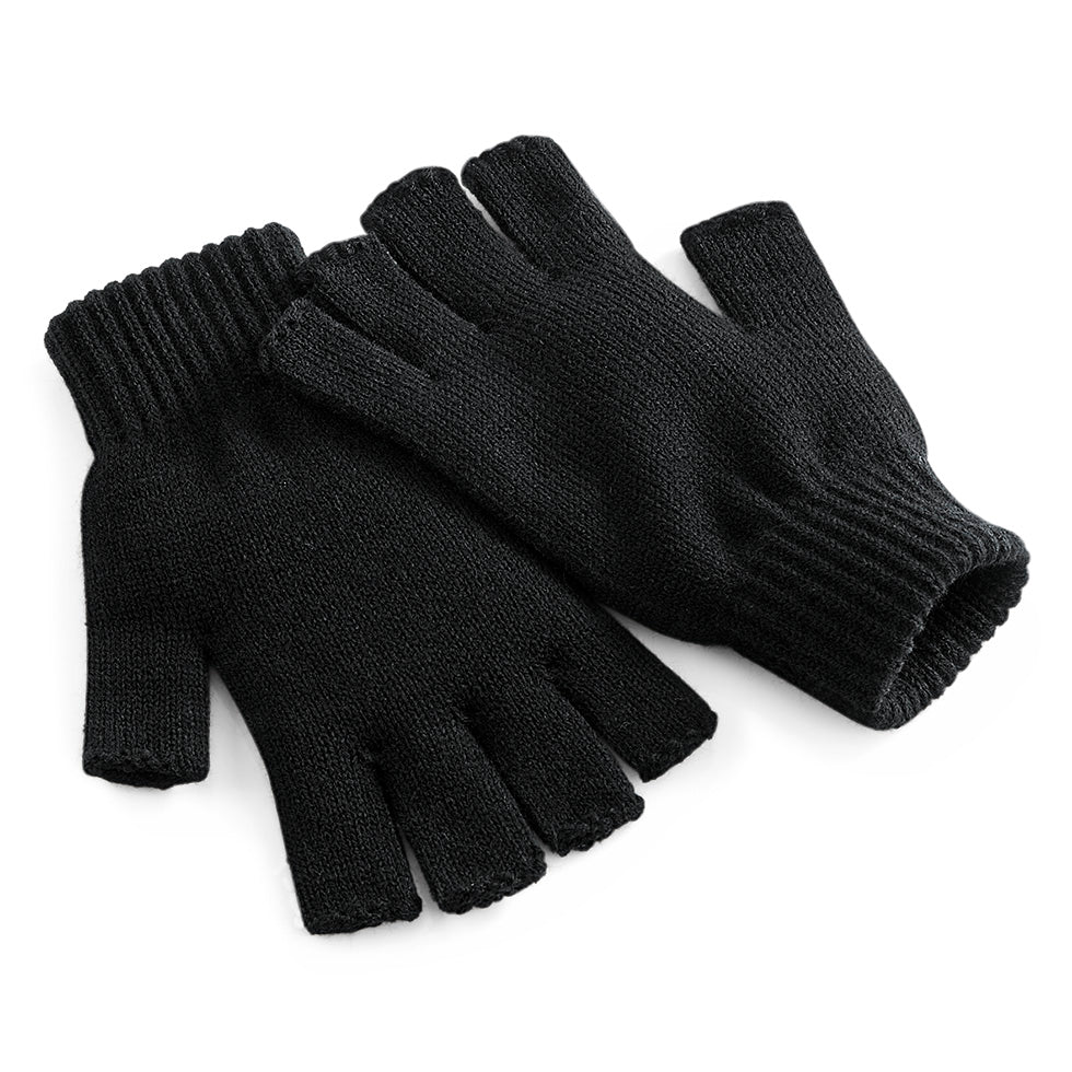 B491 Fingerless Gloves