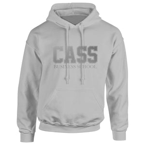 Silver Cass Hooded top