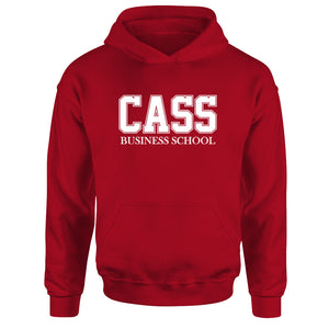 Cass Hooded top