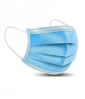 RV004 3-Ply Disposable Face Mask