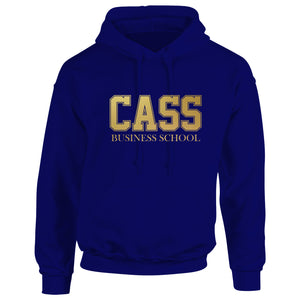 Gold Cass Hooded top