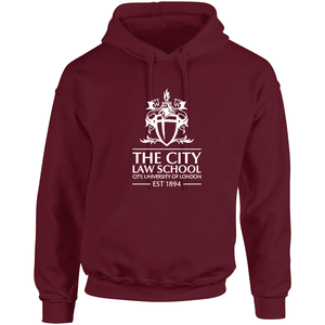 City Law Hooded top