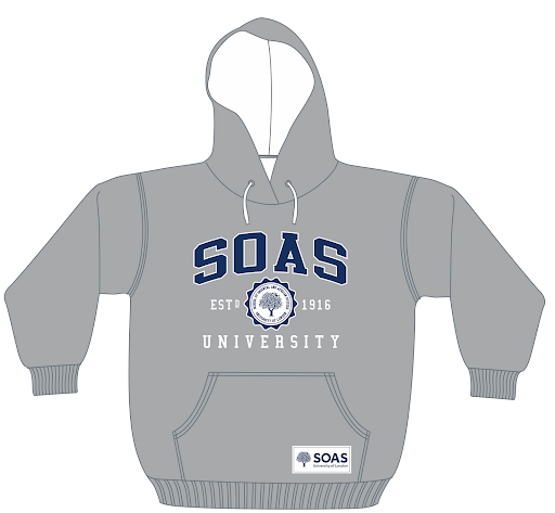 SOAS Established Hoodie