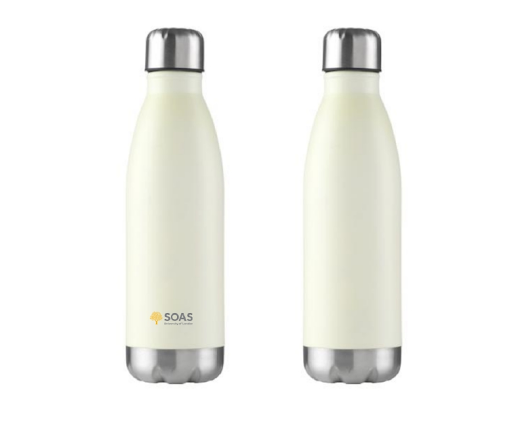 SOAS SU Metal Water Bottle
