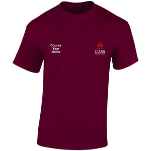 Cass embroidered T-shirts