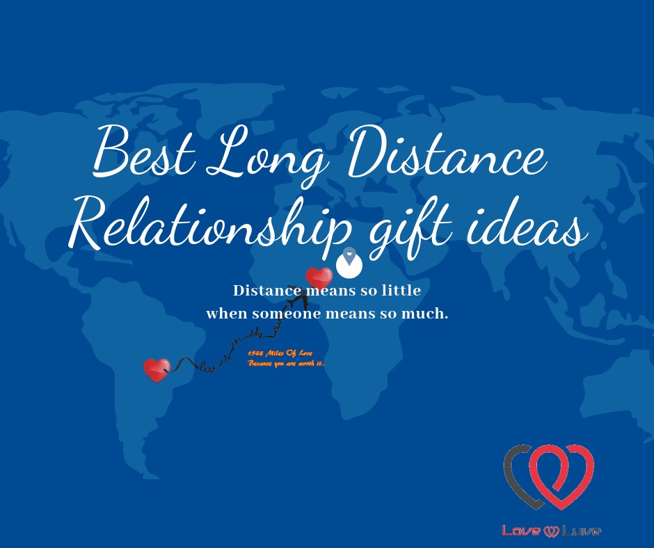 Best Long Distance Relationship gift ideas