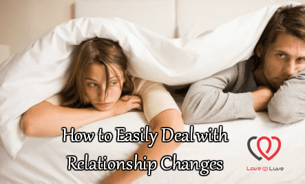 How to easily deal with relationship changes