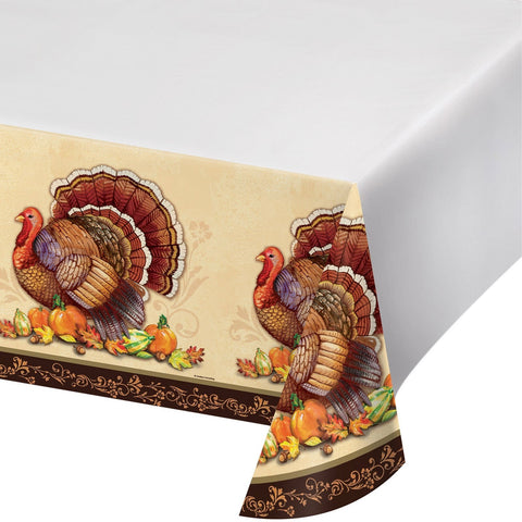 Image of Thanksgiving Harvest Pumpkin Turkey Fall Party Tableware Decorations Supplies - LoveLuve