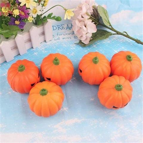 Image of 1 PC Halloween Artificial Pumpkin Foam Simulation - LoveLuve