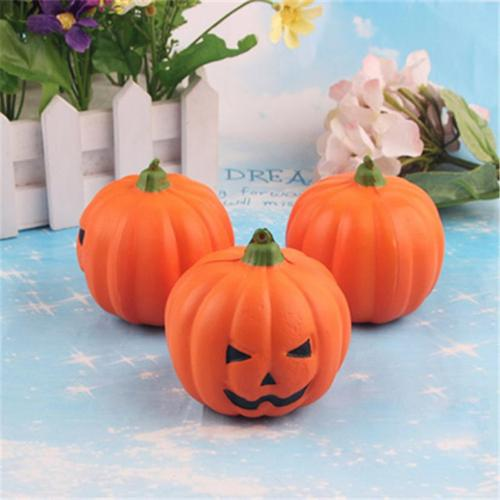 1 PC Halloween Artificial Pumpkin Foam Simulation - LoveLuve