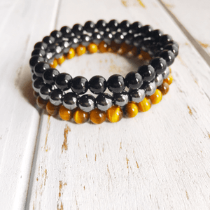 Protection & Grounding Stack ~ 6mm Genuine Black