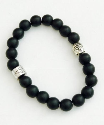 Men's Buddha Bracelet - LoveLuve