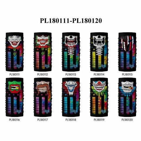 3D Cool Robot Skull Halloween Mask Scarf Joker Headband Balaclavas for Cycling Fishing Ski Motorcycle FACE MASK - LoveLuve