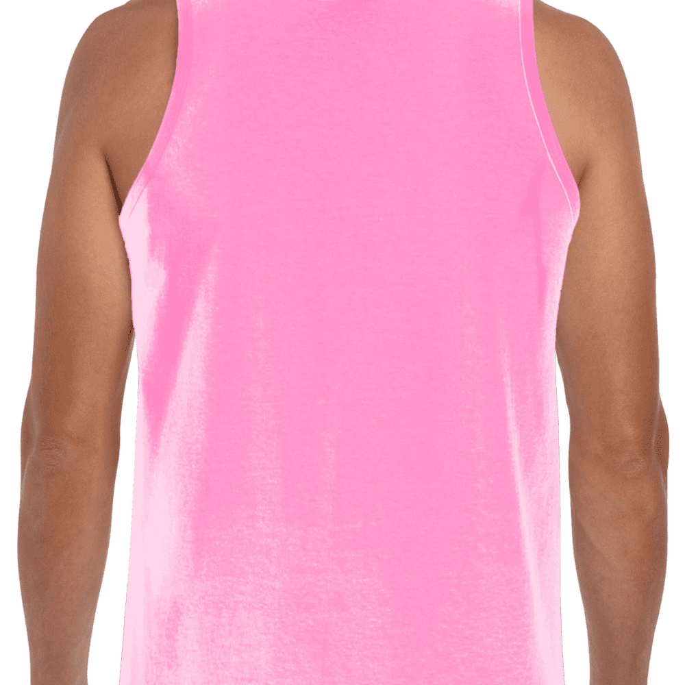 Men's Tank Top Breast Cancer Awareness I Wear Pink For My Mom - LoveLuve