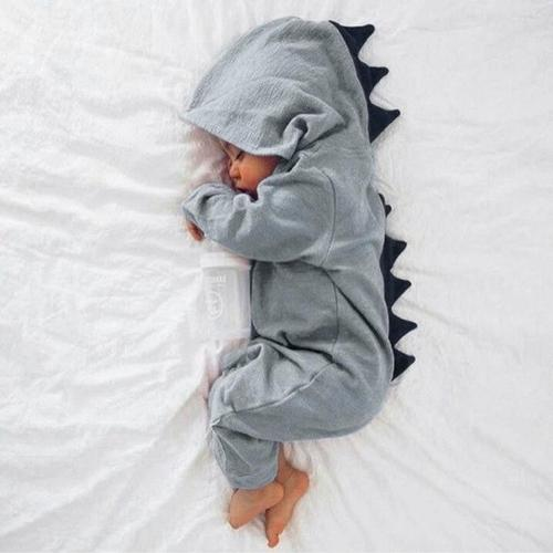 2018 New Hot Newborn Infant Baby Boy Girl Dinosaur - LoveLuve