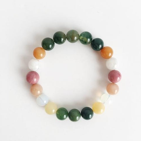 Brand New Start Mix ~ Genuine Gemstone Mix - LoveLuve