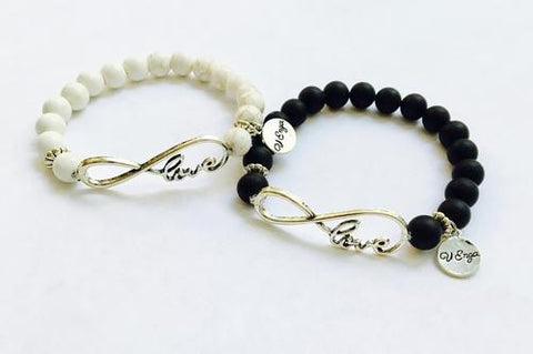Image of Love Infinity Bracelet - LoveLuve