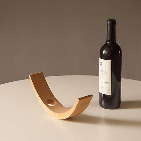 Bamboo Wine Bottle Holder - LoveLuve
