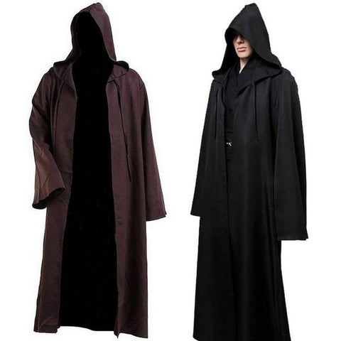 Image of Halloween Cosplay Cloak Hooded Costume - LoveLuve