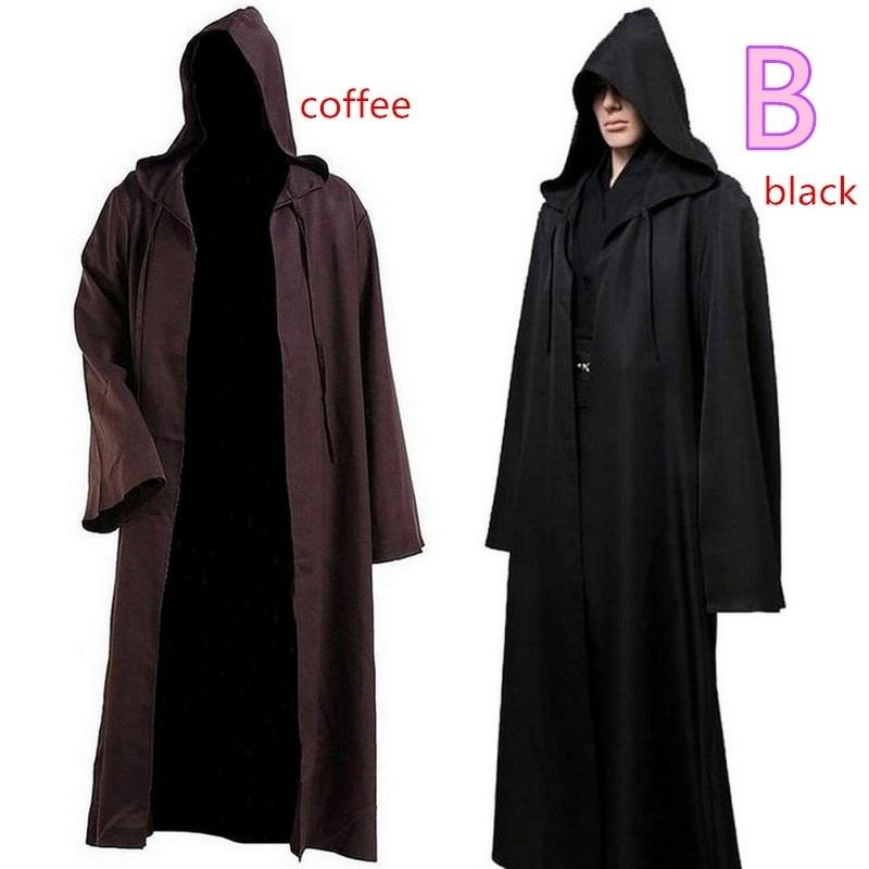 Halloween Cosplay Cloak Hooded Costume - LoveLuve