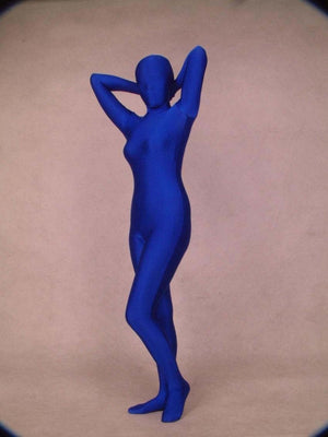 Full Body Spandex Skin Suit Catsuit Halloween Party Zentai Costumes Enduring Crossborder S-XL