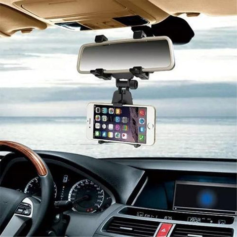 Image of Adjustable Car Holder Bracket - LoveLuve