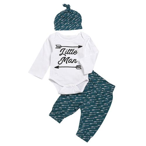 Fashion Baby's Set Infant Baby Girls Boys Letter - LoveLuve