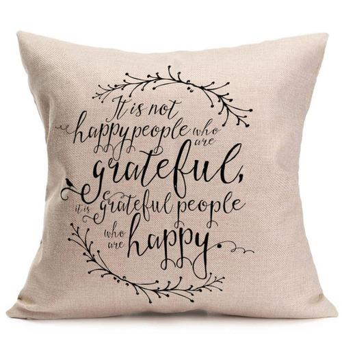 Happy New Year Pillowcase1 pc Pillow cover Happy - LoveLuve