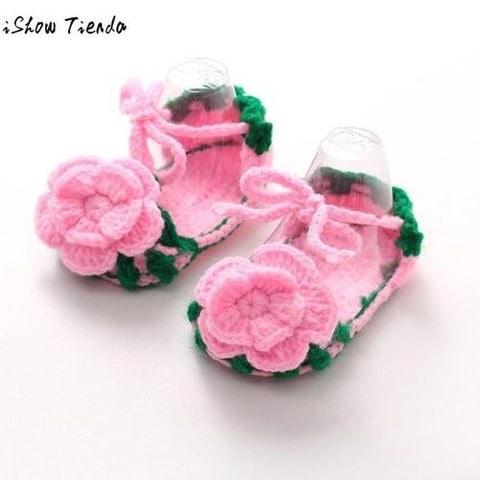 Image of Hot Sale  New baby shoes Crib Crochet Casual Baby - LoveLuve