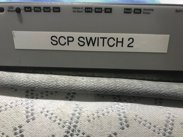 HP 2920-24G J9726A Switch