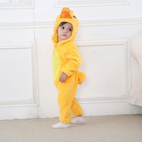 Image of New Autumn Winter Flannel Baby Boy Clothes Cartoon - LoveLuve