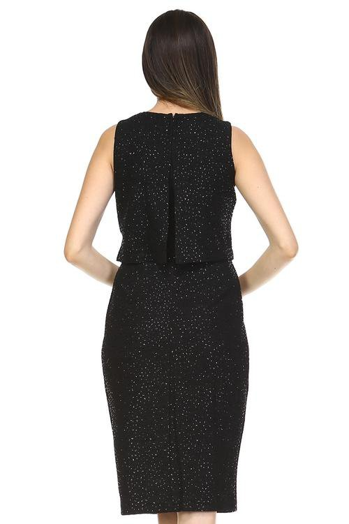 Women's Sequin Evening Dress