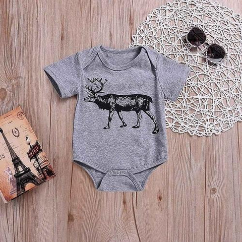 Image of Trendy Romper 2018 Newborn Toddler Baby Girls Boys
