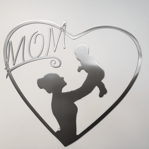 Mom and Baby Heart - LoveLuve