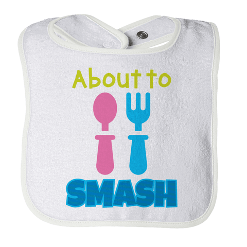 About To Smash - 1  - Made in USA - LoveLuve