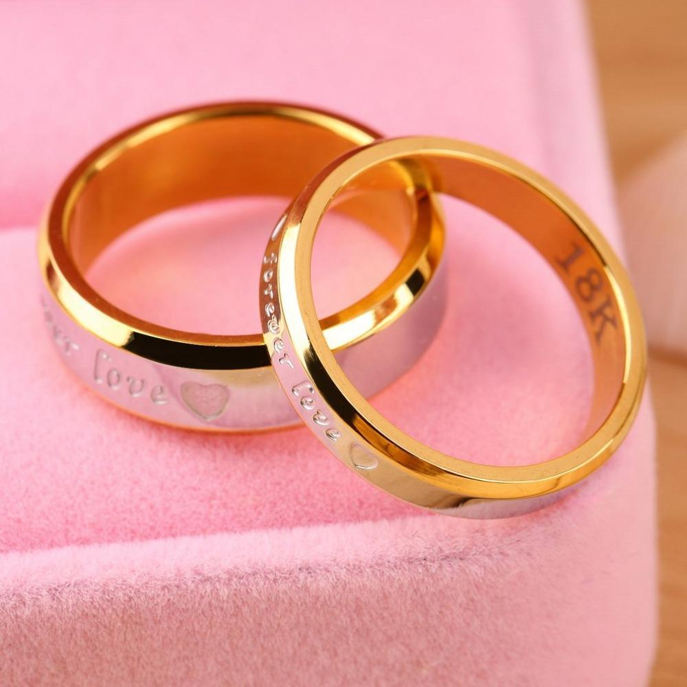 Forever Love Couple Matching Ring For Lovers – LoveLuve