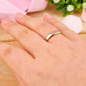 Forever Love Couple Matching Ring For Lovers