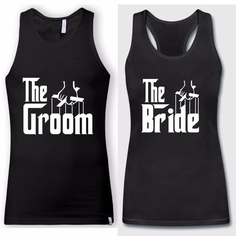 2018 Couple Matching The Bride and The Groom Tops - LoveLuve