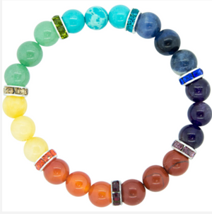 Beautiful Matching 7 Chakras Bracelet - LoveLuve