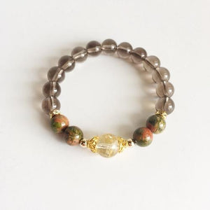 Self-Esteem Boost ~ Citrine, Smokey Quartz and