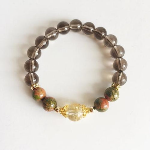 Self-Esteem Boost ~ Citrine, Smokey Quartz and - LoveLuve