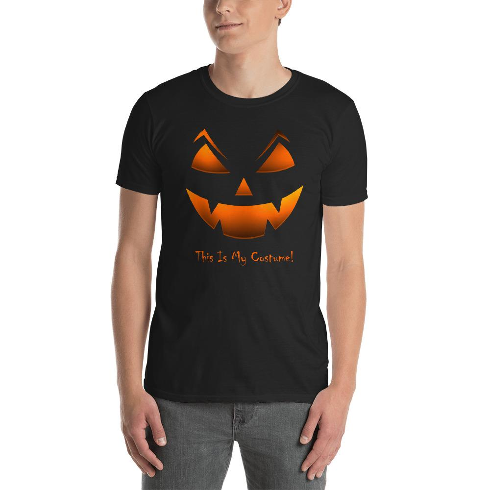 This is My Costume - Halloween T-shirt - LoveLuve