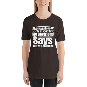 If you can read this funny T-Shirt