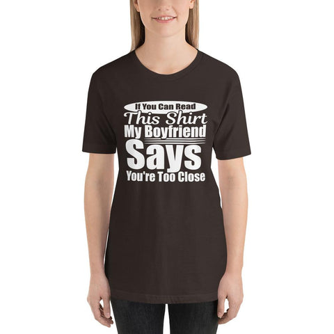 If you can read this funny T-Shirt - LoveLuve